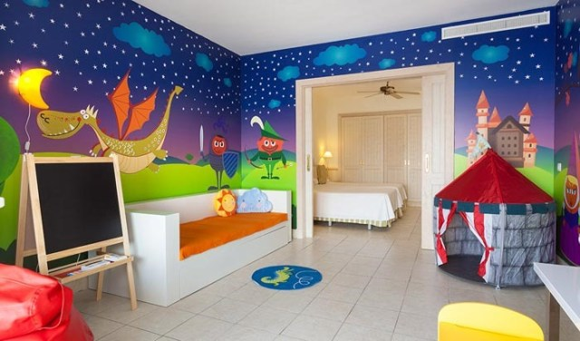 Merlin Room Gran Castillo