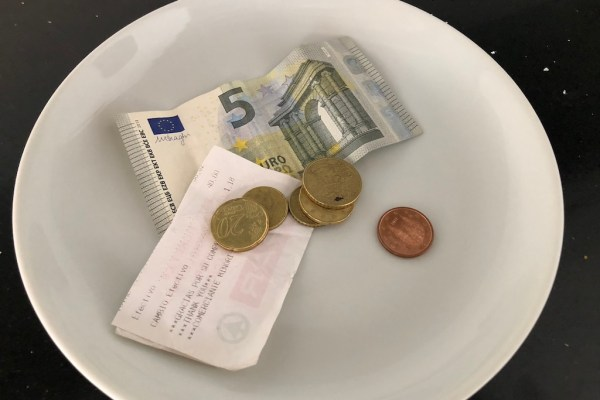 Tipping in Lanzarote