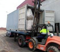 Tapones Solidarios Truck