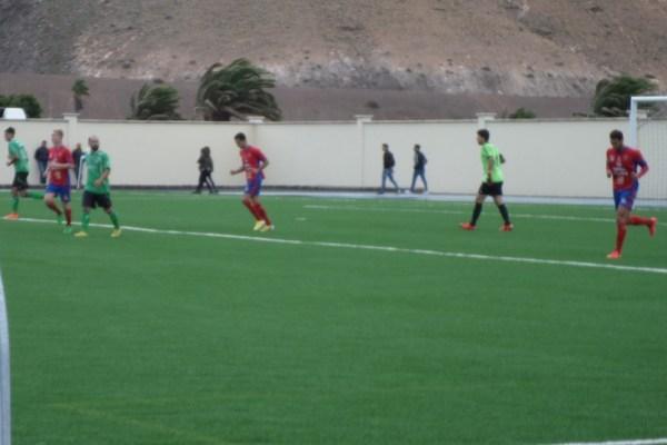 Football in Lanzarote