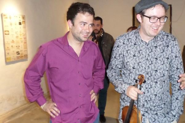 Humberto and Pablo