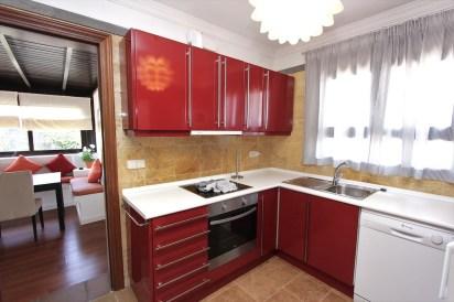 Casa Luisa Kitchen