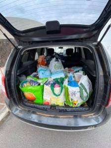 La Unión Hace La Fuerza - Full car load