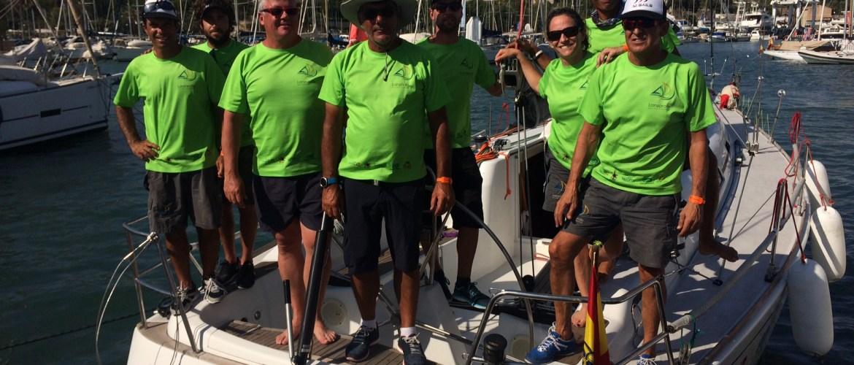 Lanzarote sailing paradise team copa del rey mapfre