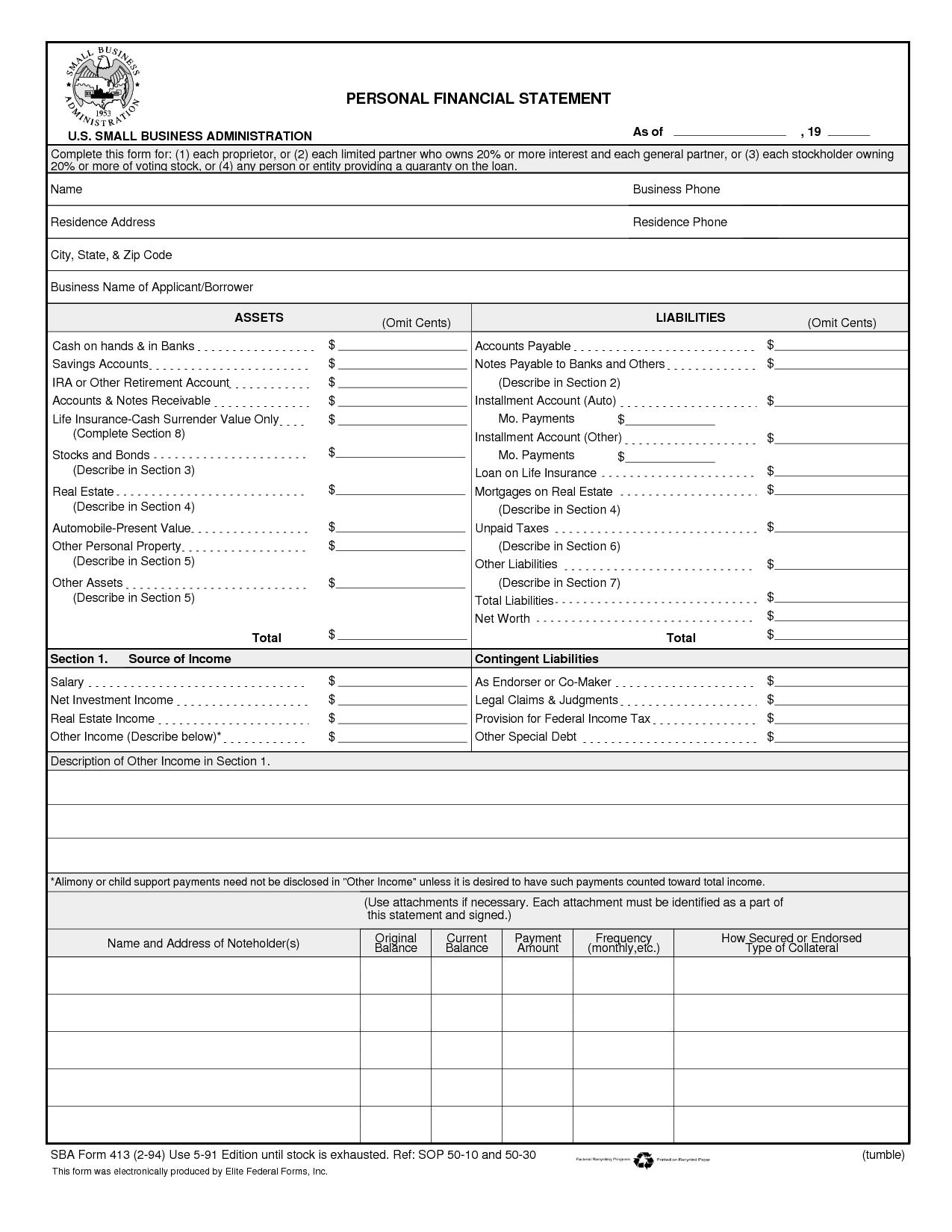 Child Support Spreadsheet