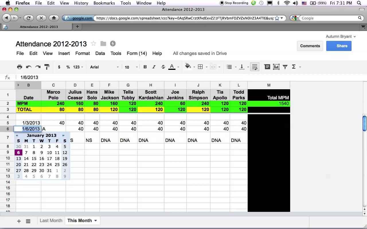 How To Share Excel Spreadsheet In Docs