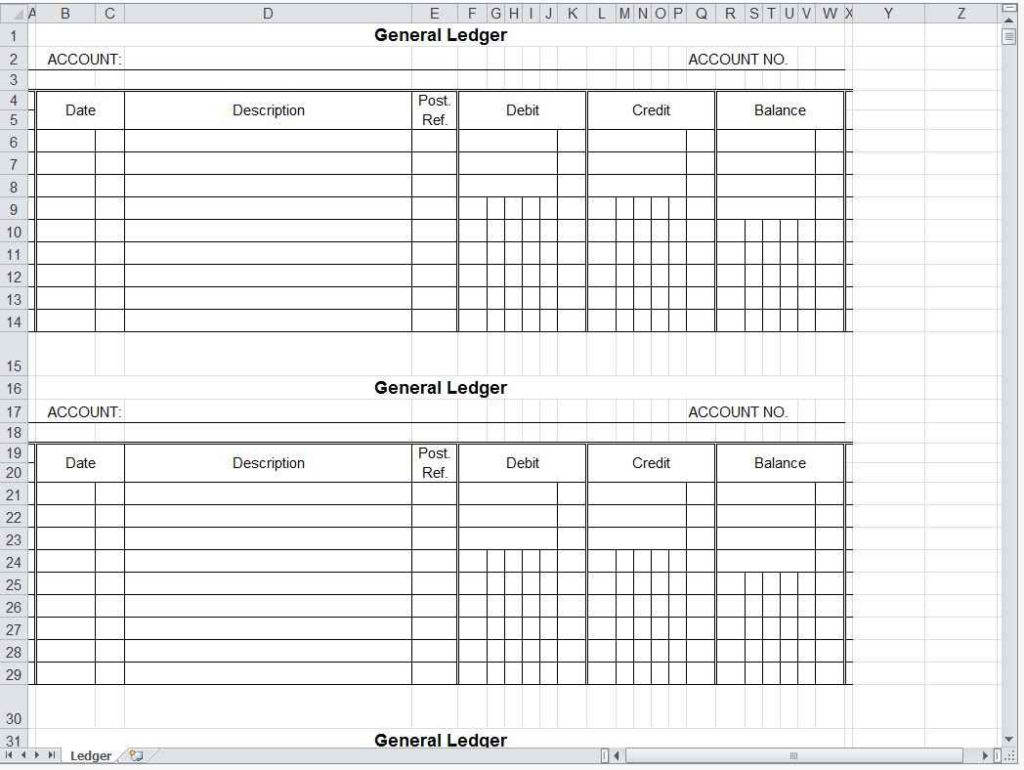 Rental Property Excel Spreadsheet Free