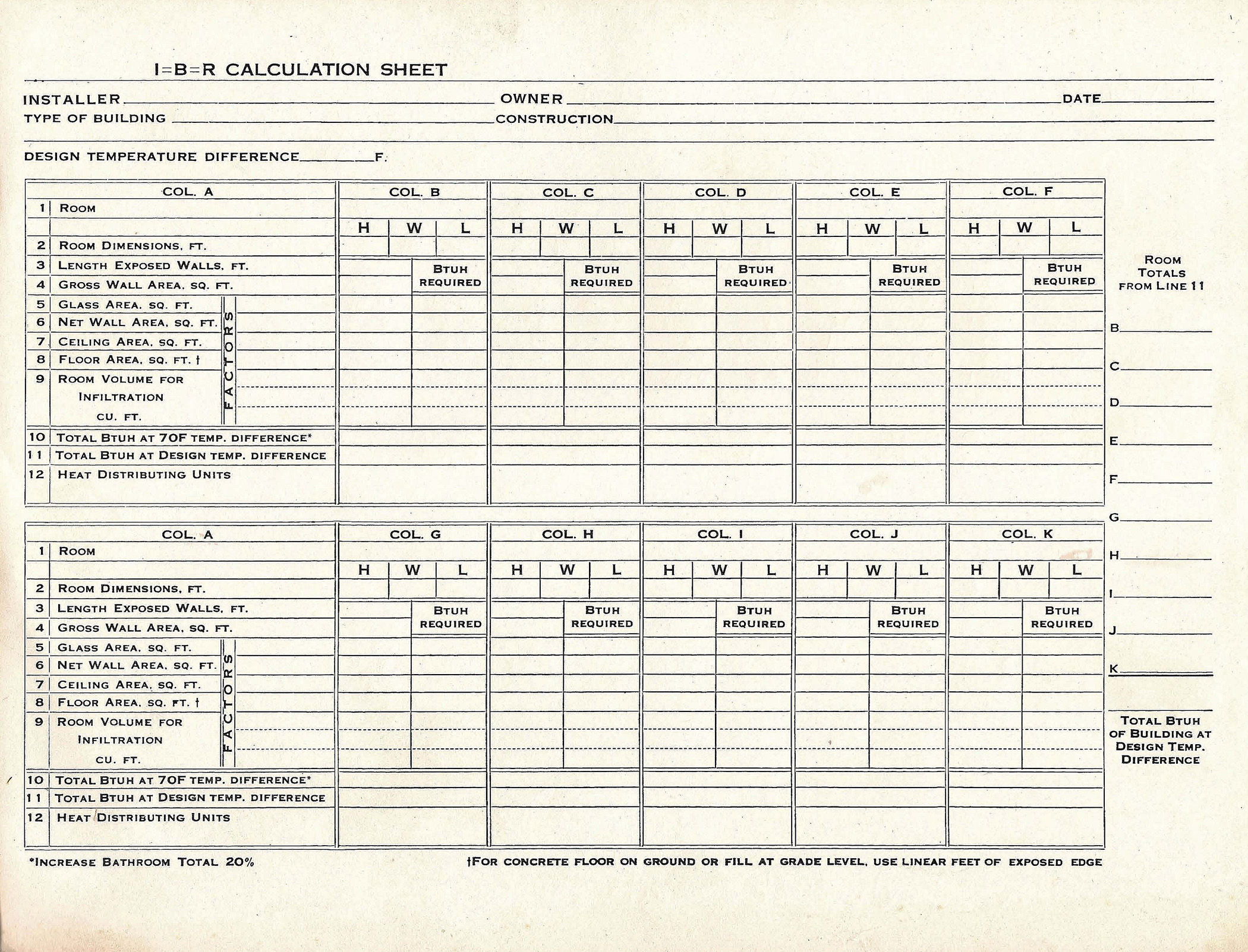 Collection Of Commercial Electrical Load Calculations