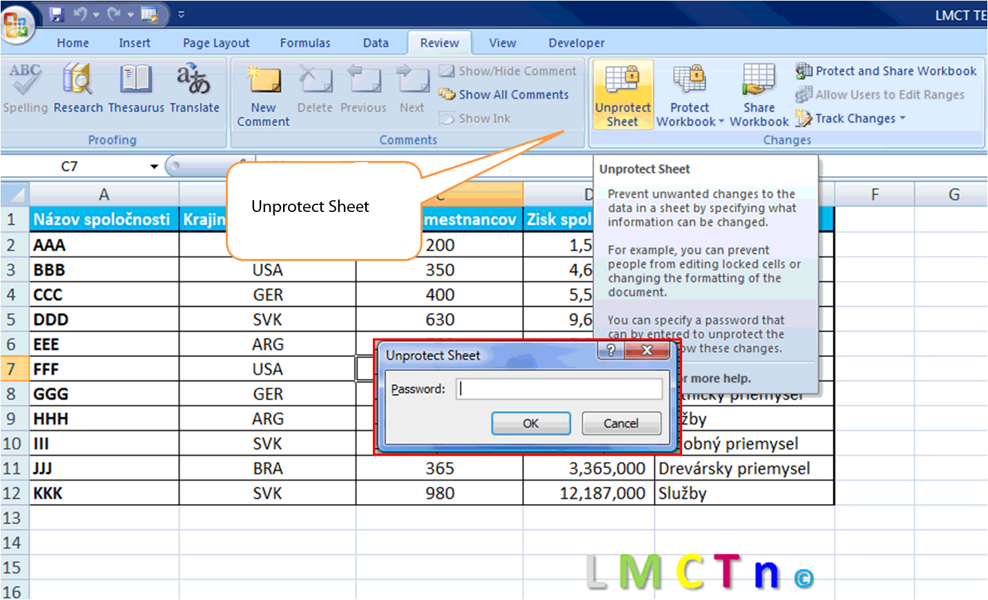 How To Unlock An Excel Spreadsheet Locked For Editing