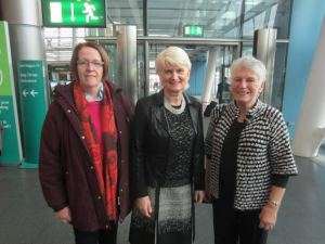 Laois Carers Attend Meeting in European Parliament