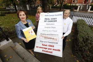Cancer patients face financial crisis - Irish Cancer Society publishes report on Real Cost of Cancer