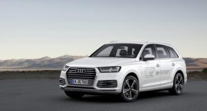 Audi Q7 e-tron 3.0 TDI quattro now available for order in Ireland