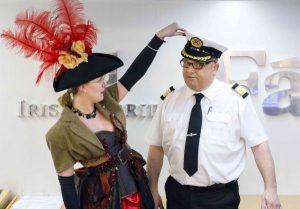 Irish Ferries Set For Spraoi 2017