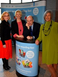 Minister Denis Maughten Launches Ireland's New Recycing Ambassador Programme