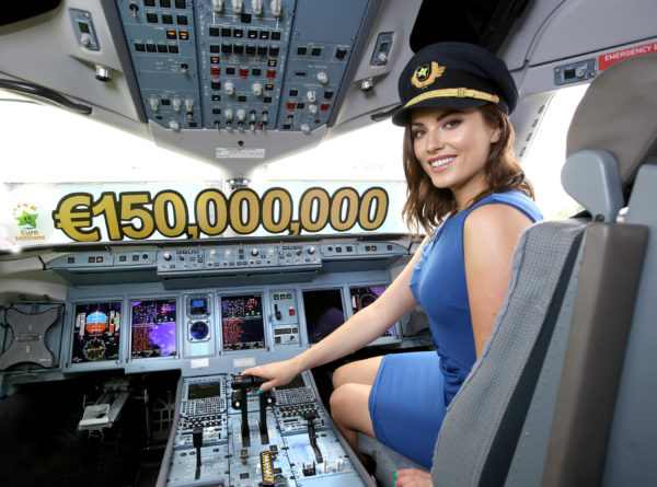 Excitement soars as tonight's EuroMillions Jackpot hits a mind-boggling €150 million