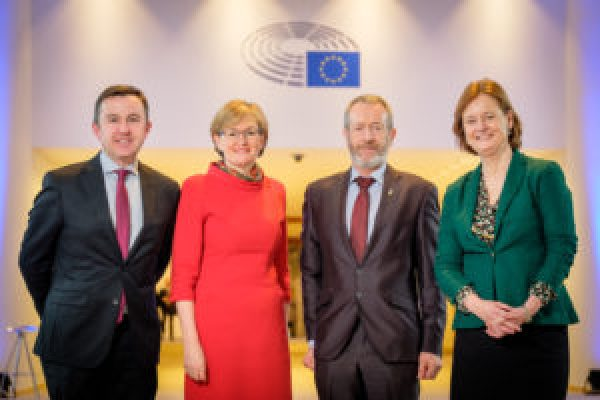 FG MEPs Nominate Irish Men's Sheds Association For European Citizen's Prize