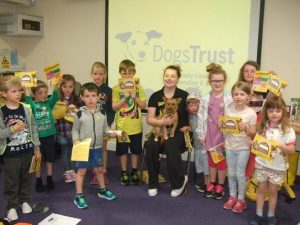 Dogs Trust Teaches Responsible Dog Ownership