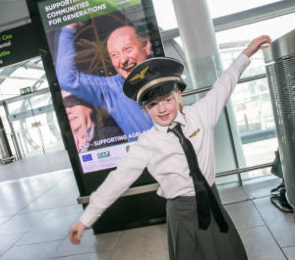Agri Aware Takes To The Skies At Dublin Airport This Spring