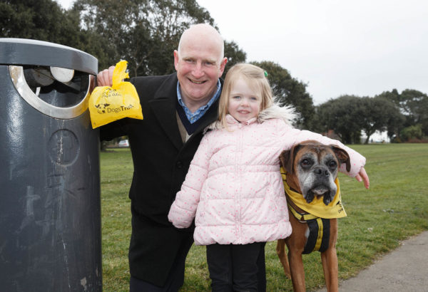 """Dogs Trust Launches """"The Big Scoop Award"""" As Part Of Tidy Towns 2018"""