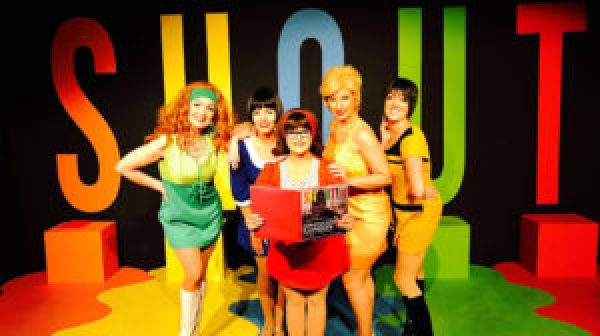 SHOUT! The 60's Mod Musical
