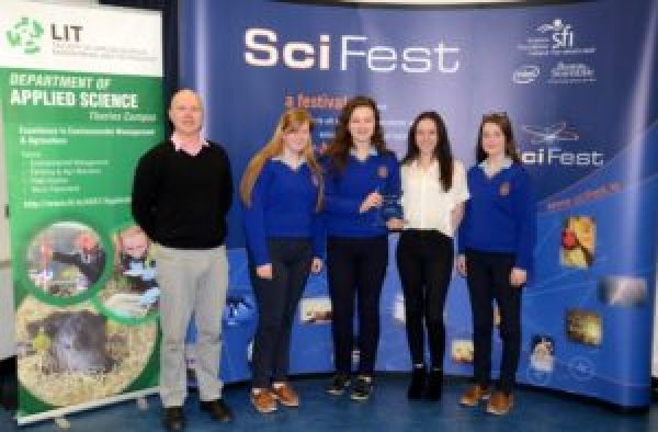 Borrisoleigh Students Participate In Regional Finals of SciFest