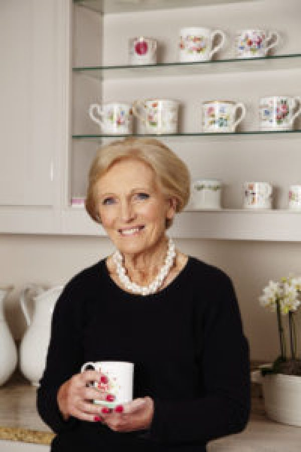 Meet Mary Berry At The National Ploughing Champions