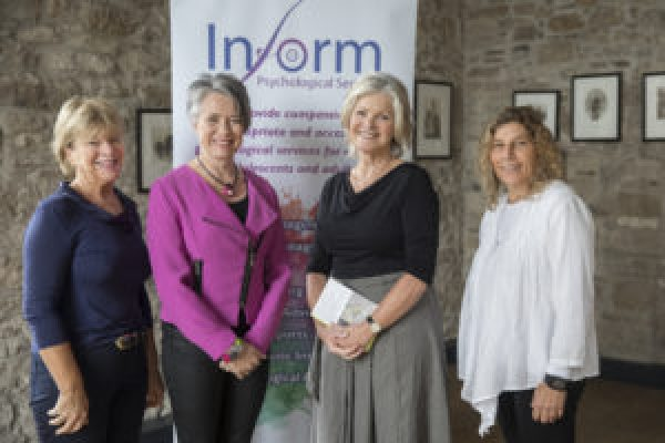 "Inform Psychological Services Launches ""The Inside Track On Mental Health"" Event To Mark Fifth Anniversary Celebrations"