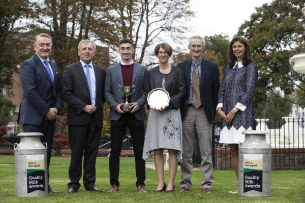 Tipperary Farm is Runner Up - National Quality Milk Awards 2018 Winners Announced #madeforthis