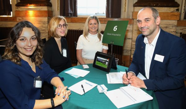 Tipperary hotelier attends Tourism Ireland's B2B workshop in London