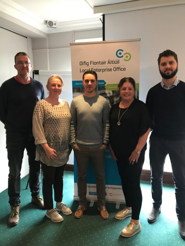 Shopify comes to Nenagh to deliver eCommerce Training Course for Tipperary Businesses