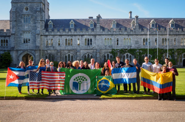 University College Cork Takes Global Green Top Accolade in Sustainability