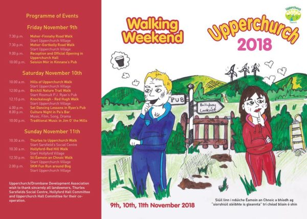Upperchurch Walking Weekend