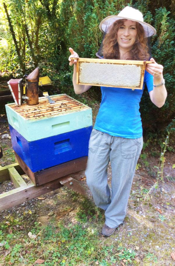 Tipp beekeepers' mission in spotlight at major fair