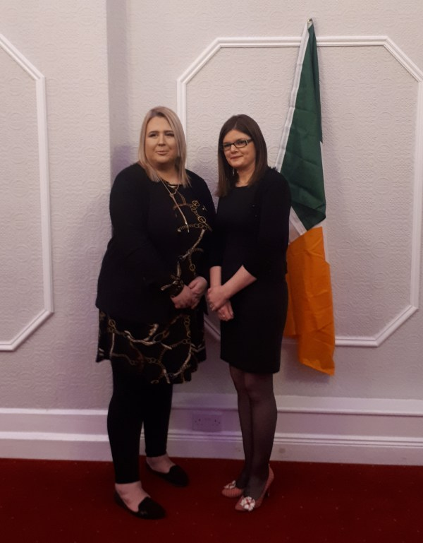 Ciara McCormack selected to represent Sinn Féin for the Thurles Local Election Area
