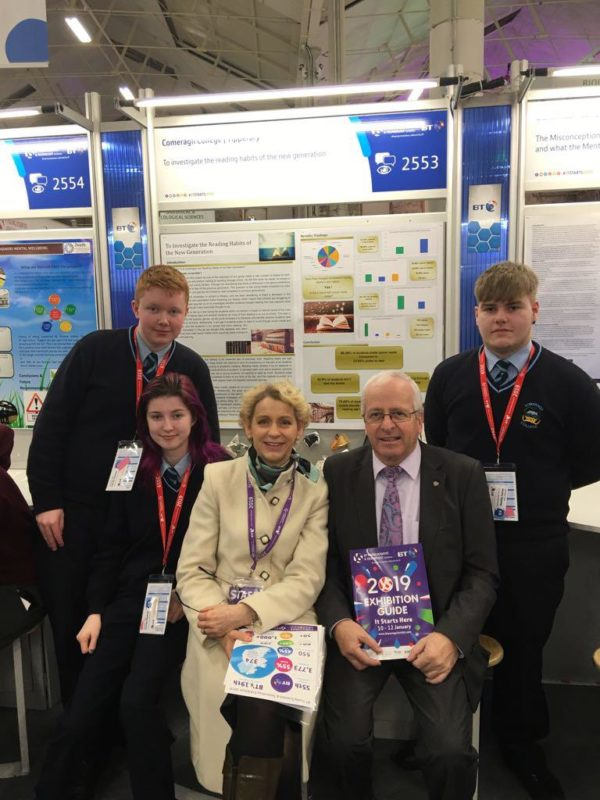 Tipp Students display innovation and creativity at Young Scientists Exhibition - Mattie McGrath