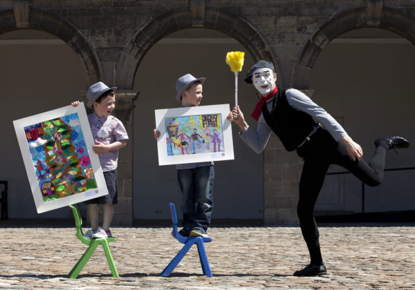 Search To Find 2019 Texaco Childrens Art Competition Winners Launched