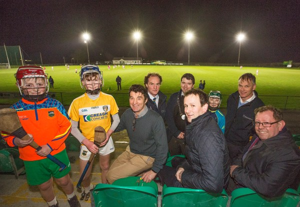 Moyne Templetuohy GAA Club plays host to the launch of Sustainable Tipp