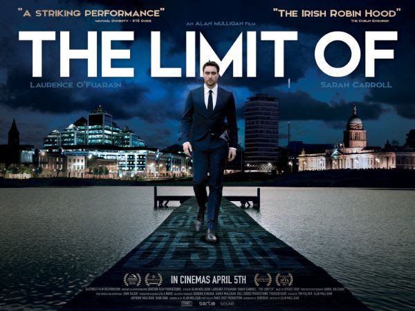 Trailer released for Irish Banking Thriller THE LIMIT OF