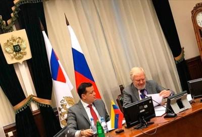 Venezuela firma un acuerdo con Rusia para reestructurar su deuda