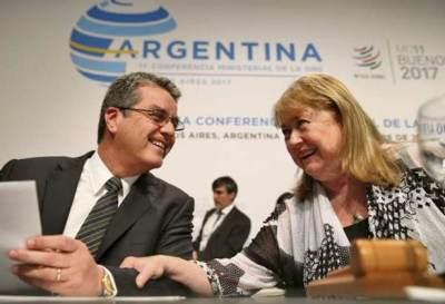 Fracasó la Cumbre de la OMC en Argentina