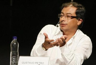 Gustavo Petro, el