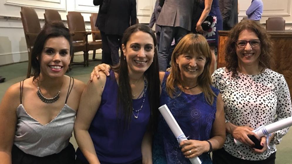 Científicas argentinas premiadas por investigación de la hepatitis C