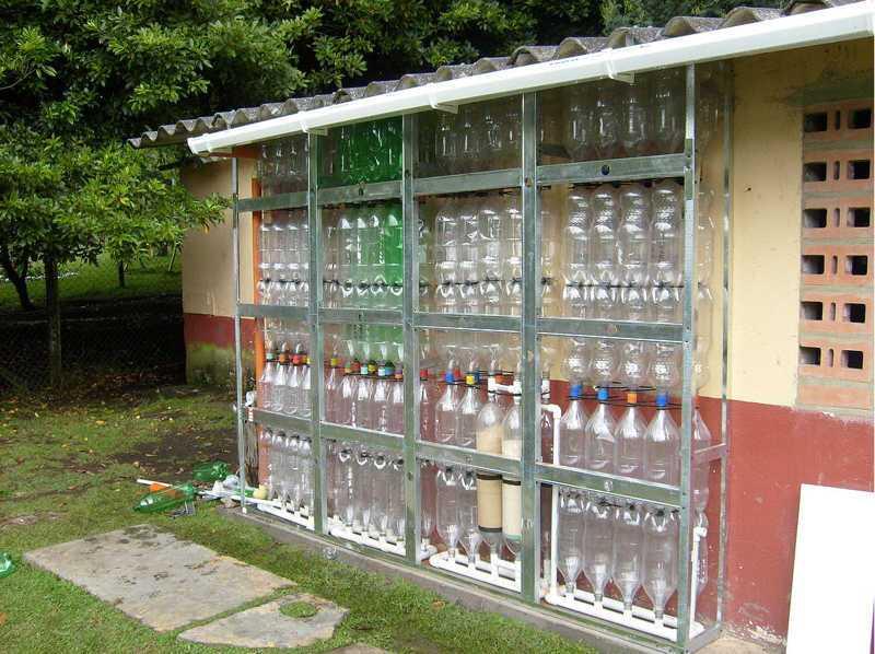 Desarrollan sistemas que almacenan el agua de lluvia para reutilizarla