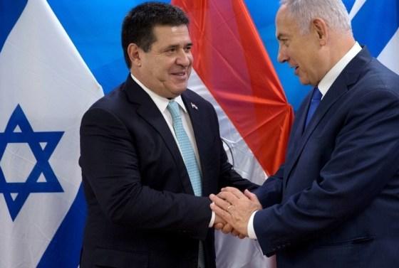 paraguay-es-el-primer-pais-sudamericano-en-trasladar-su-embajada-a-jerusalen