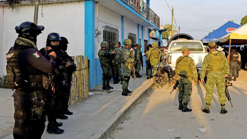 La violencia política en América Latina
