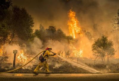 Emergencia por incendios en California: ya hay más de 38.000 evacuados y seis muertos