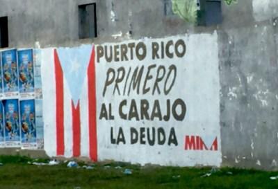 Puerto Rico, la tragedia olvidada
