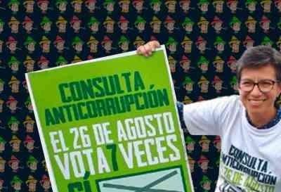 La consulta anticorrupción en Colombia: entre la demagogia y la desesperación