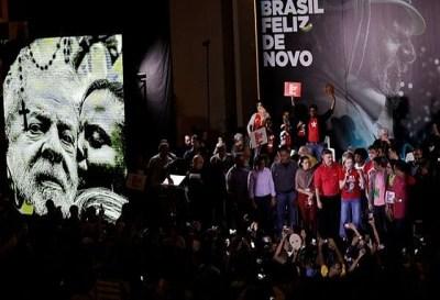 A pesar de su impugnación, el PT defiende la candidatura de Lula