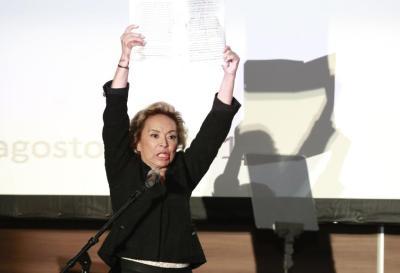 Elba Esther Gordillo participaría en el gobierno de López Obrador